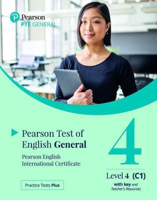 Practice Test Plus PTE General C1-C2 Paper based with Key App & PEP Pack