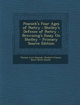what does shelley define as the expression of the imagination