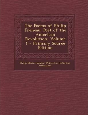The Poems of Philip Freneau