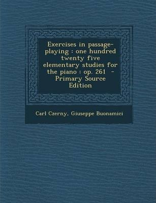 Exercises in Passage-Playing