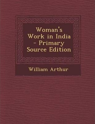 Woman's Work in India