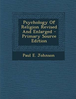 pyschology or religion The psychological study of religion in the usa illustrates tensions and opportunities that exist between psychology and religion it also demonstrates the multifaceted views taken by psychologists as they address areas of living that have personal implications.