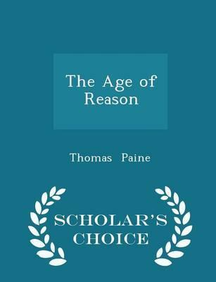 Age of Reason - Scholar's Choice Edition