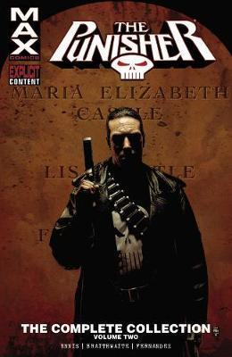 Punisher Max: The Complete Collection Vol. 2 Cover Image