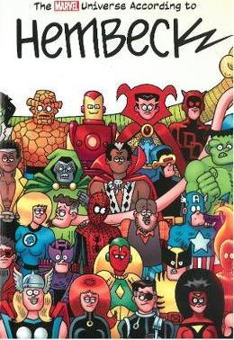 The Marvel Universe According to Fred Hembeck