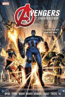 Avengers By Jonathan Hickman Omnibus Vol. 1