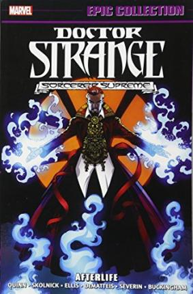 Doctor Strange Epic Collection: Afterlife