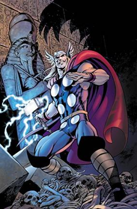 thor the trial of thor alan davis 9781302907952