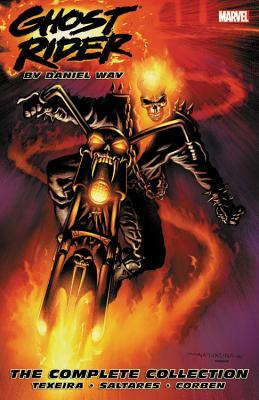 Ghost Rider By Daniel Way: The Complete Collection