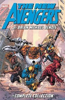 New Avengers By Brian Michael Bendis: The Complete Collection Vol. 7
