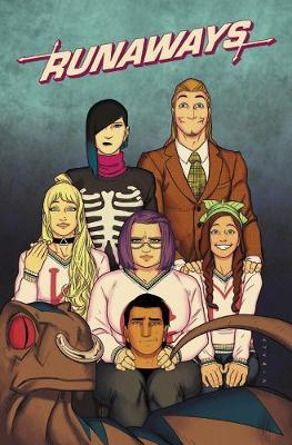 Runaways By Rainbow Rowell Vol. 2: Best Friends Forever Cover Image