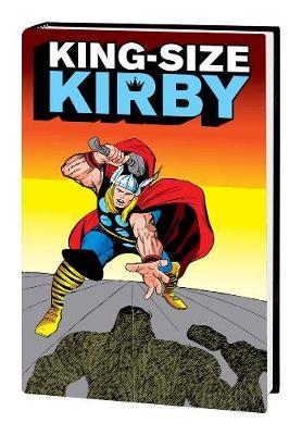 Kirby Is... Mighty! King-size Hardcover