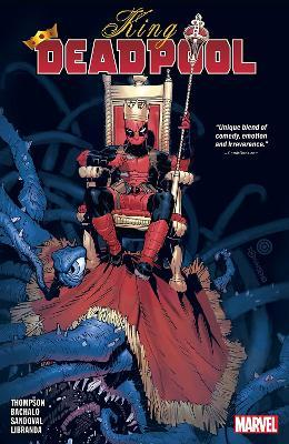 7 Axis Marvel Now Graphic Novel Comic Book Deadpool Vol