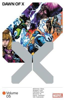 Dawn Of X Vol. 5