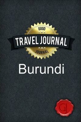Travel Journal Burundi