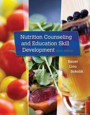 Nutrition counseling and education skill development doreen liou nutrition counseling and education skill development doreen liou 9781305252486 fandeluxe Images