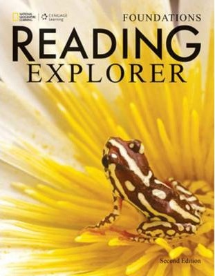 Reading Explorer Foundations: Student Book with Online Workbook