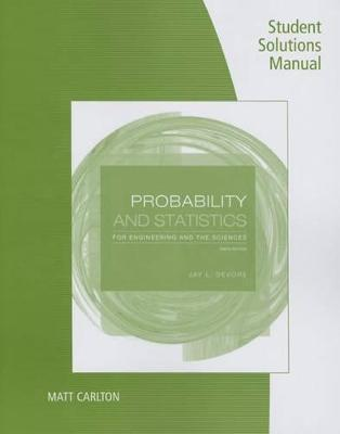 student solutions manual for devore s probability and statistics for rh bookdepository com probability and statistics for engineering and the sciences by jay devore solution manual pdf Statistics and Probability Worksheets