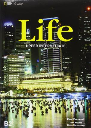 Life Upper Intermediate Student's Book with DVD and MyLife Online Resources, Printed Access Code
