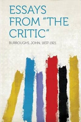 Essays from the Critic
