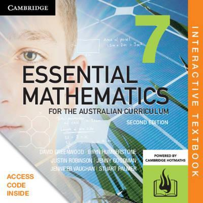 Essential Mathematics: Essential Mathematics for the Australian