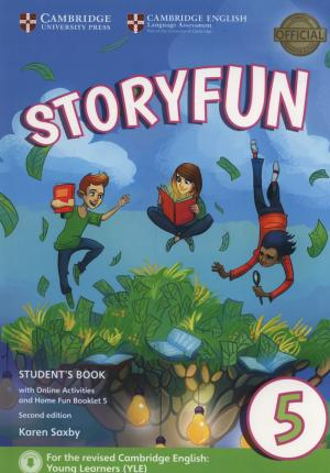 Storyfun 5 Student's Book with Online Activities and Home