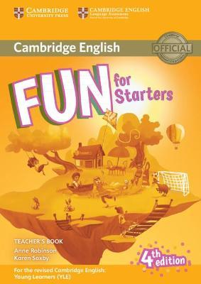 fun for starters teacher s book with downloadable audio anne