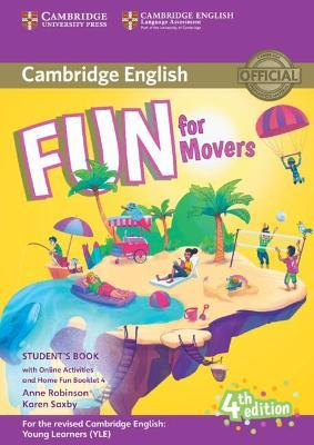 Fun for Movers Student's Book with Online Activities with