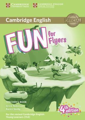 fun for flyers teacher s book with downloadable audio anne