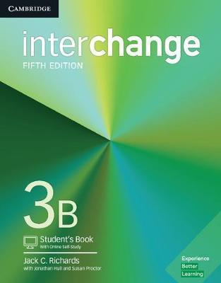 Interchange Level 3B Student's Book with Online Self-Study