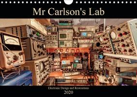 Mr Carlson's Lab Electronic Design and Restorations 2020