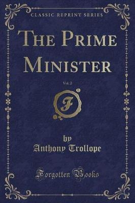 The Prime Minister, Vol. 2 (Classic Reprint) Cover Image