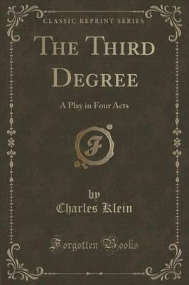 The Third Degree Cover Image