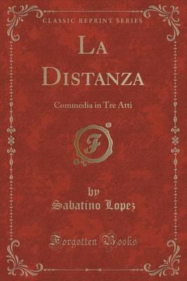 La Distanza Cover Image