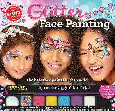 Glitter Face Painting Editors Of Klutz 9781338037517