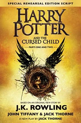 Harry Potter and the Cursed Child - Parts One & Two Cover Image