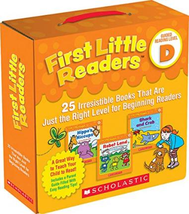 First Little Readers: Guided Reading Level D (Parent Pack)