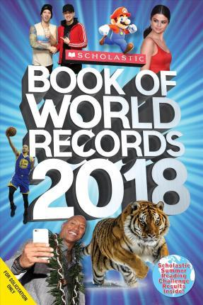 Scholastic Book of World Records 2016 Best amp Buzzworthy
