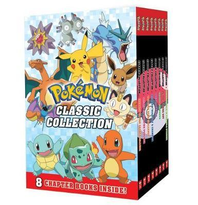 Classic Chapter Book Collection (Pokemon), Volume 15
