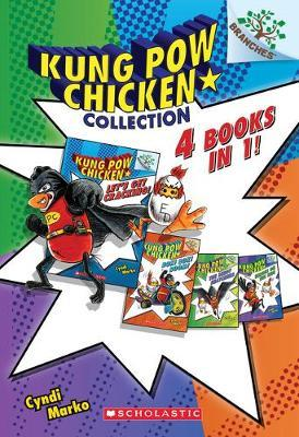 Kung POW Chicken Collection (Books #1-4)