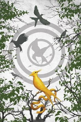 The Ballad of Songbirds and Snakes Journal (fill-in notebook)