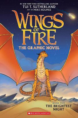 The Brightest Night (Wings of Fire Graphic Novel 5 )