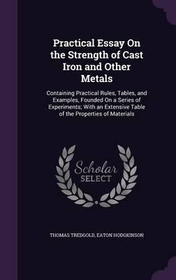 essay on iron