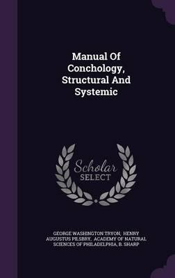 Manual of Conchology, Structural and Systemic