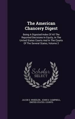 The American Chancery Digest