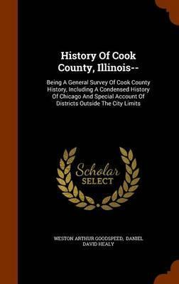 History of Cook County, Illinois--