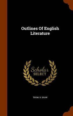 Outlines of English Literature