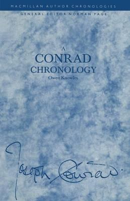 A Conrad Chronology