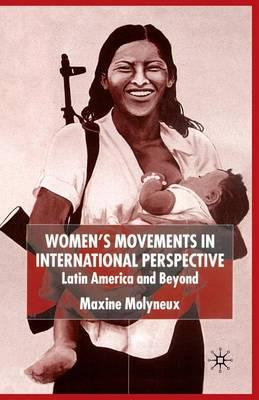women s movements in international perspective molyneux maxine