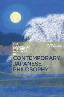 The Bloomsbury Research Handbook of Contemporary Japanese Philosophy
